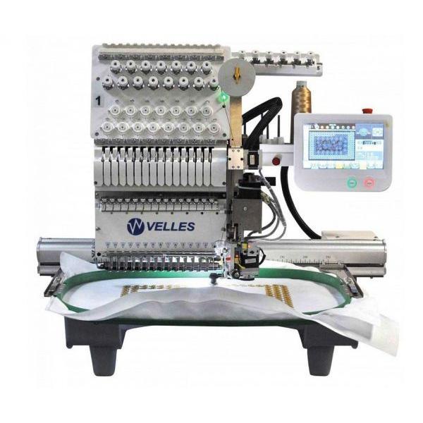 Вышивальная машина Velles VE 21C-TS фото