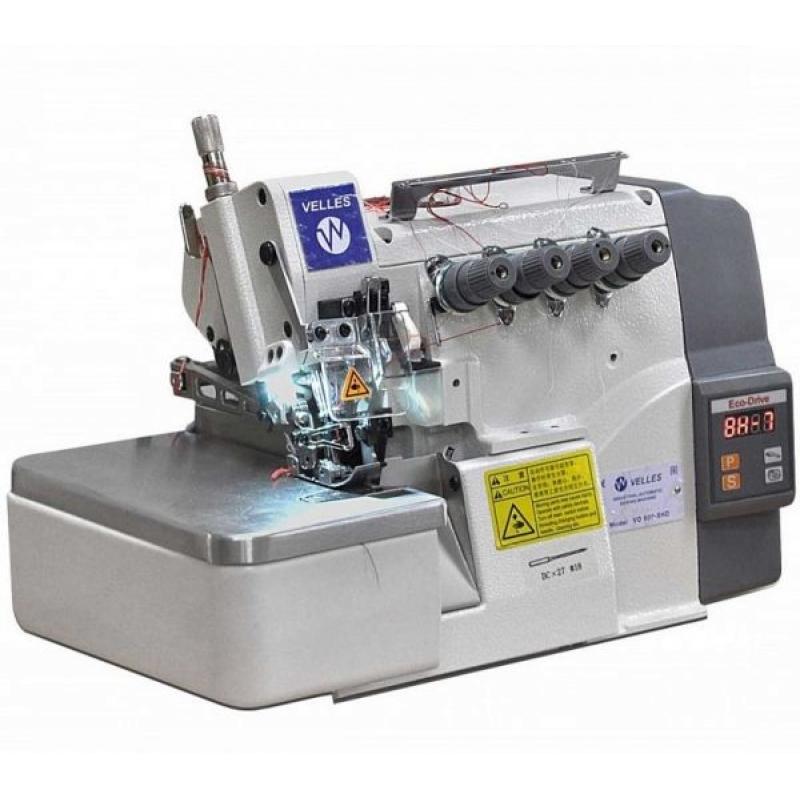 Промышленный оверлок Velles VO 900-5HD