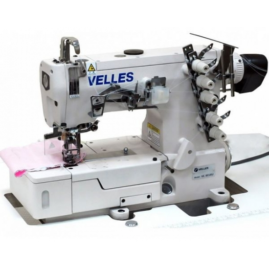 Промышленная плоскошовная машина Velles VC 8016U