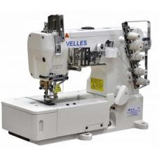 Плоскошовна швейна машина Velles VC 7016-01 фото