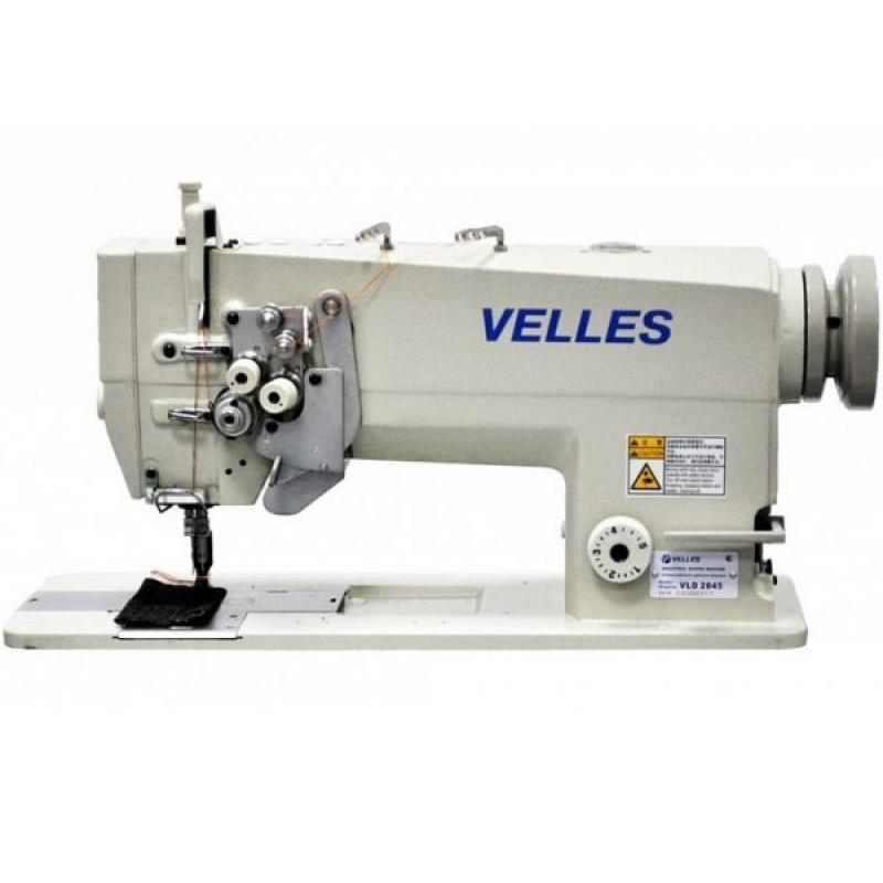 Двухигольная швейная машина Velles VLD 2845