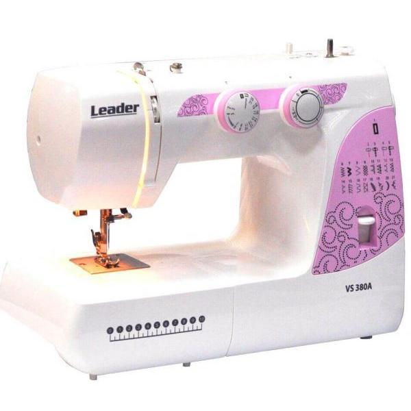 Швейная машина Leader VS 380A фото