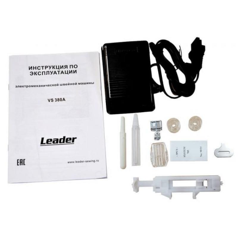 Швейная машина Leader VS 380A