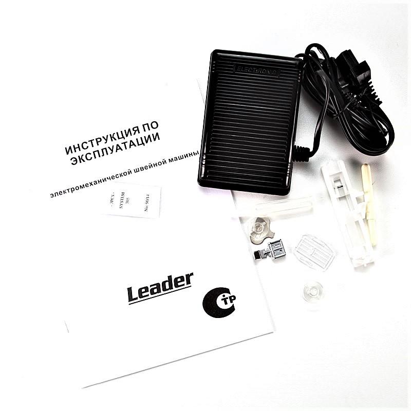 Швейная машина Leader VS 422a