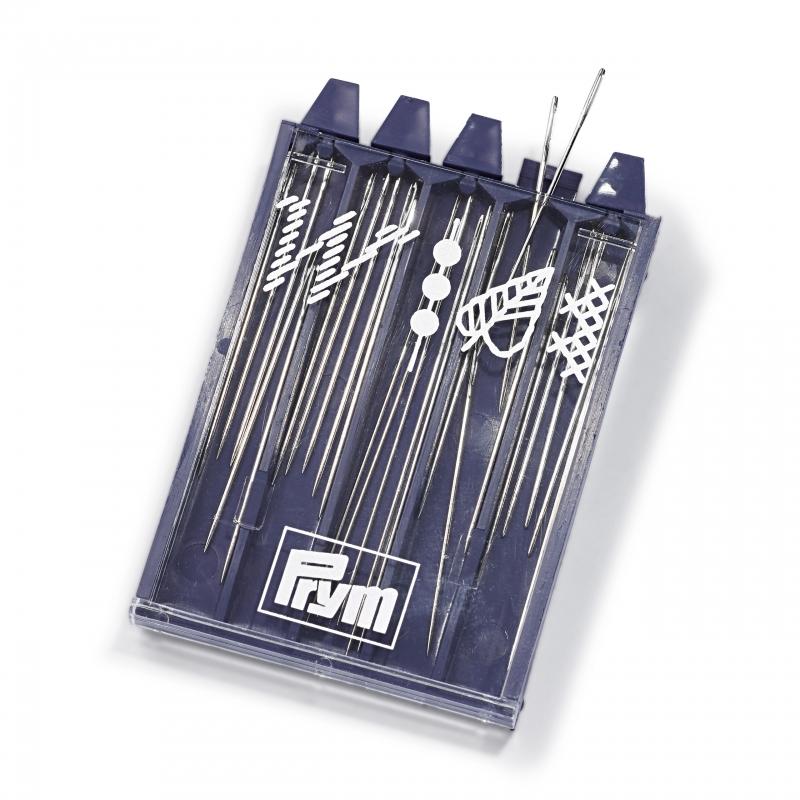 Голки ручні для вишивання Prym 125110