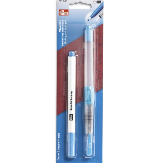 Аква-трик-маркер+карандаш водяной Prym 611845