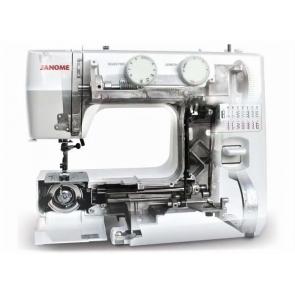 Серия электромеханических швейных машин Juno от компании Janome