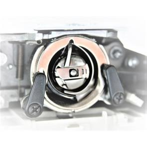 Електромеханічна швейна машина Janome з вертикальним човником - чудова класика
