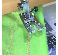 Простое решение проблемы пропуска стежков на трикотажной ткани