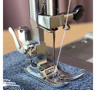 Рекомендации по замене иглы в швейной машинке