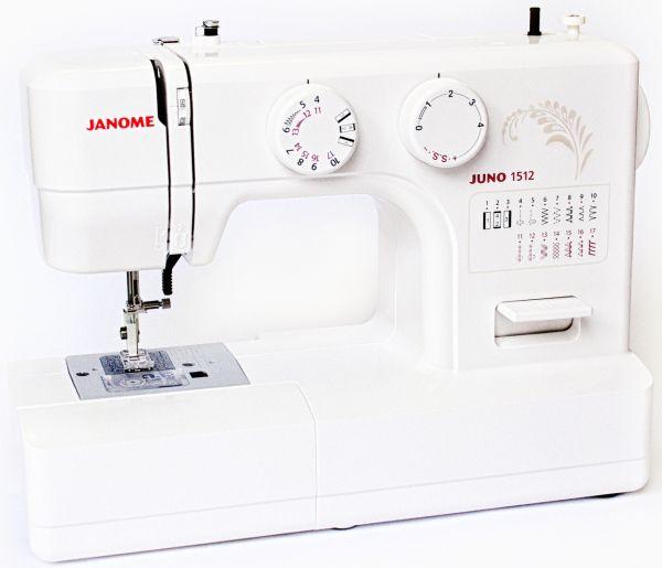 Janome Juno 1512 - Интернет магазин «Шпулька»