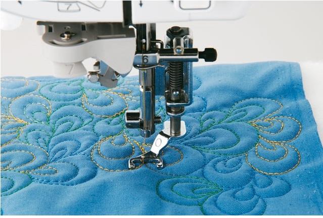 Квилтинг швейные машины